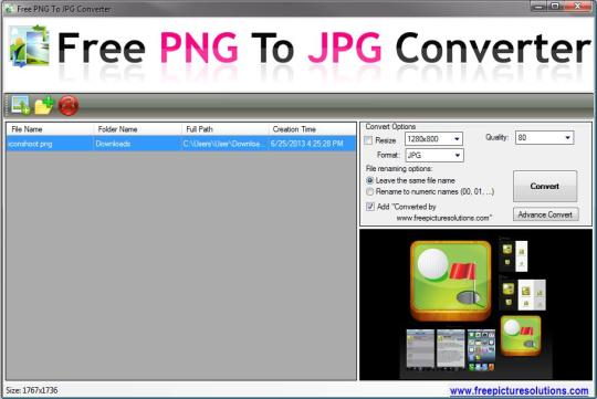 Free Picture Solutions Free Png To Jpg Converter Download