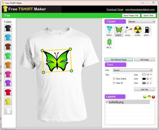 t shirt logo maker machine
